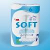 Soft 6 WC papír