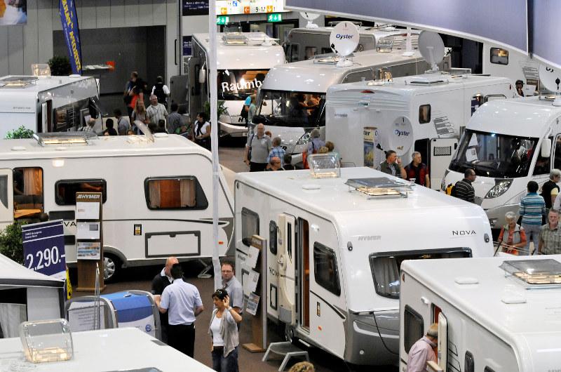 Caravan Salon 2011.