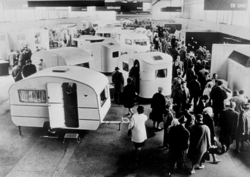 Caravan Salon 1962.